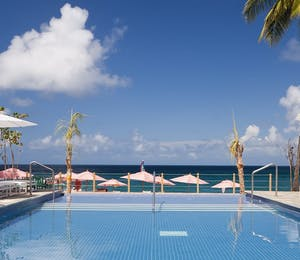 Swimming Pool at BodyHoliday, St Lucia