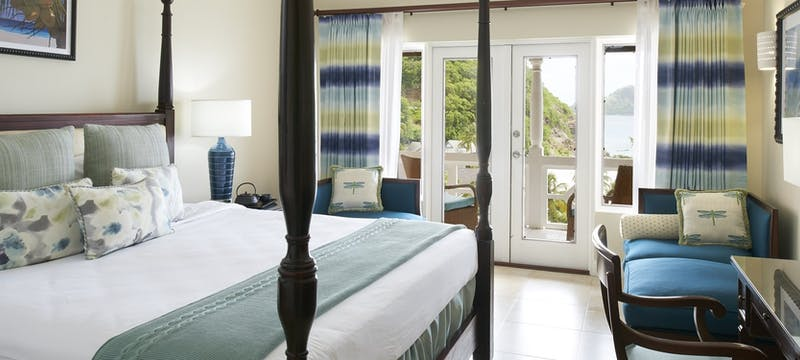 Luxury Garden View Room at BodyHoliday, St Lucia