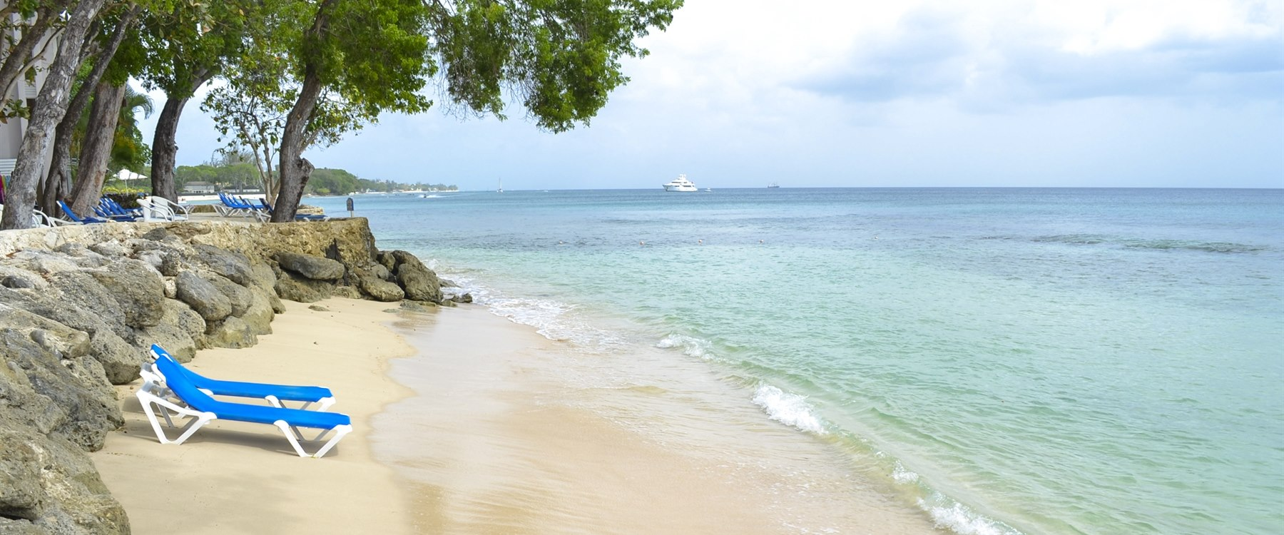 Unwind Next to The Ocean at The Club Barbados