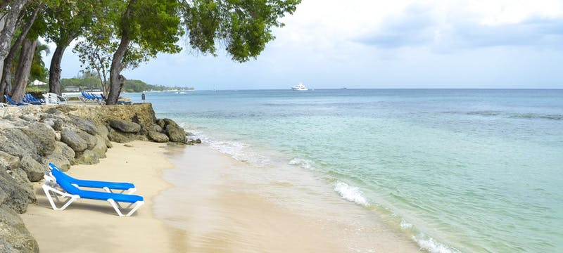 Unwind next to the ocean at The Club Barbados Resort & Spa, Barbados