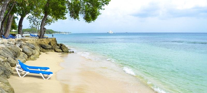 Unwind next to the ocean at The Club Barbados Resort & Spa, Barbados