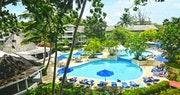 Main pool area at The Club Barbados Resort & Spa, Barbados
