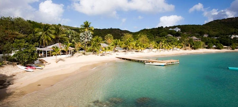 Overview of The Inn at English Harbour, Antigua