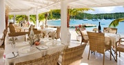 Sample international cuisine at The Reef Restaurant at The Inn at English Harbour, Antigua