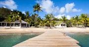Stroll along the beach at The Inn at English Harbour, Antigua