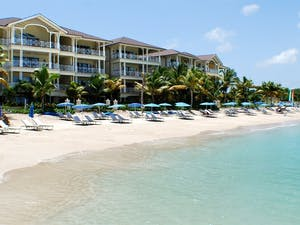 Beach at The Landings Resort and Spa by Elegant Hotels, St Lucia