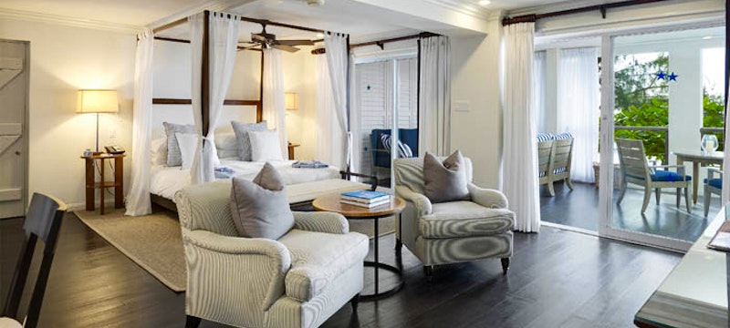 The Buick Suite at The Lone Star, Barbados