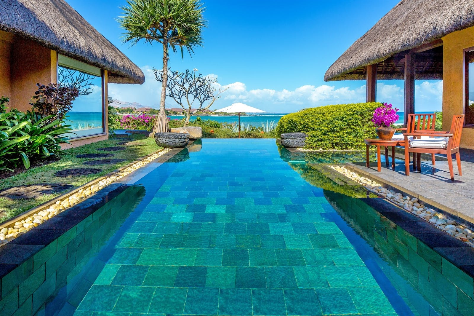 Royal Villa Pool The Oberoi, Mauritius