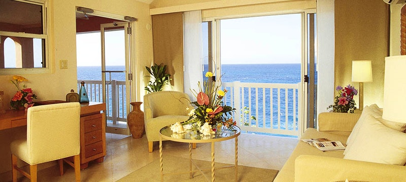 The Pool Suite at The Reefs Hotel & Club, Bermuda