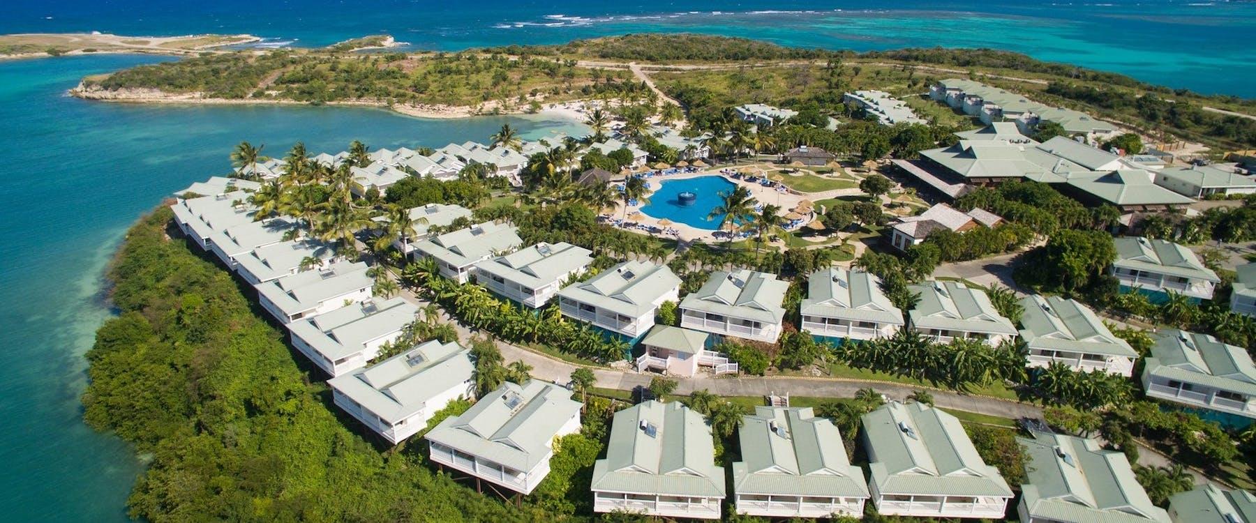 Verandah Resort Holidays - Eco Antigua Hotels