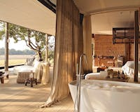 One-bedroom Villa at Time + Tide Chinzombo, South Luangwa Safari, Zambia, Africa