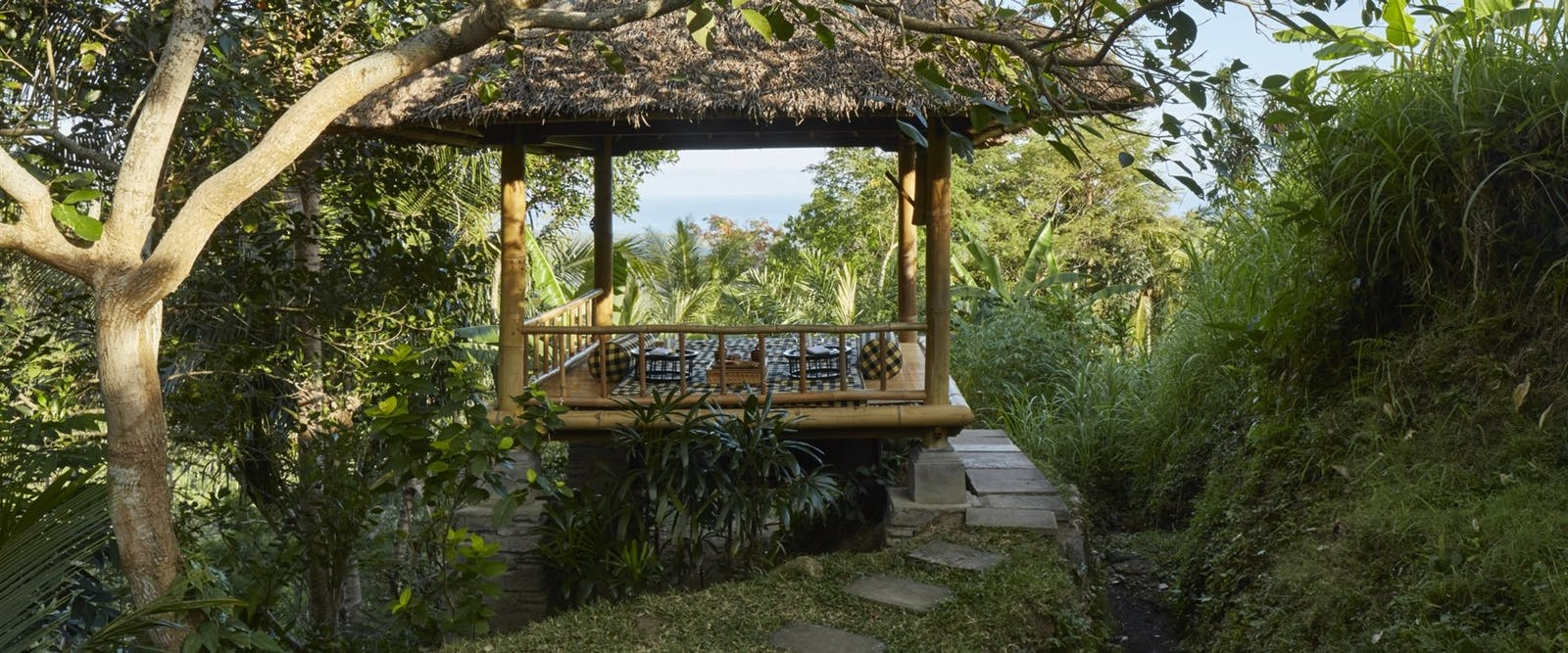 Private Dining at Amankila, Bali