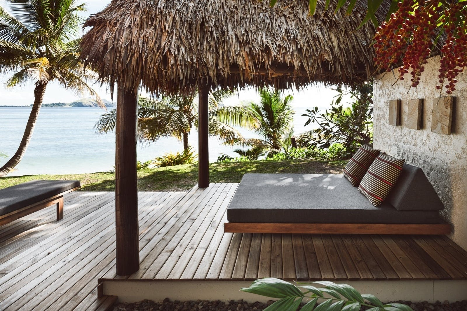 Beachfront Pool Villa at Tokoriki Island Resort, Fiji