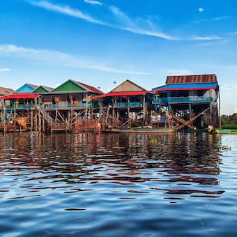 Serenity Cruise: Phnom Penh to Siem Reap