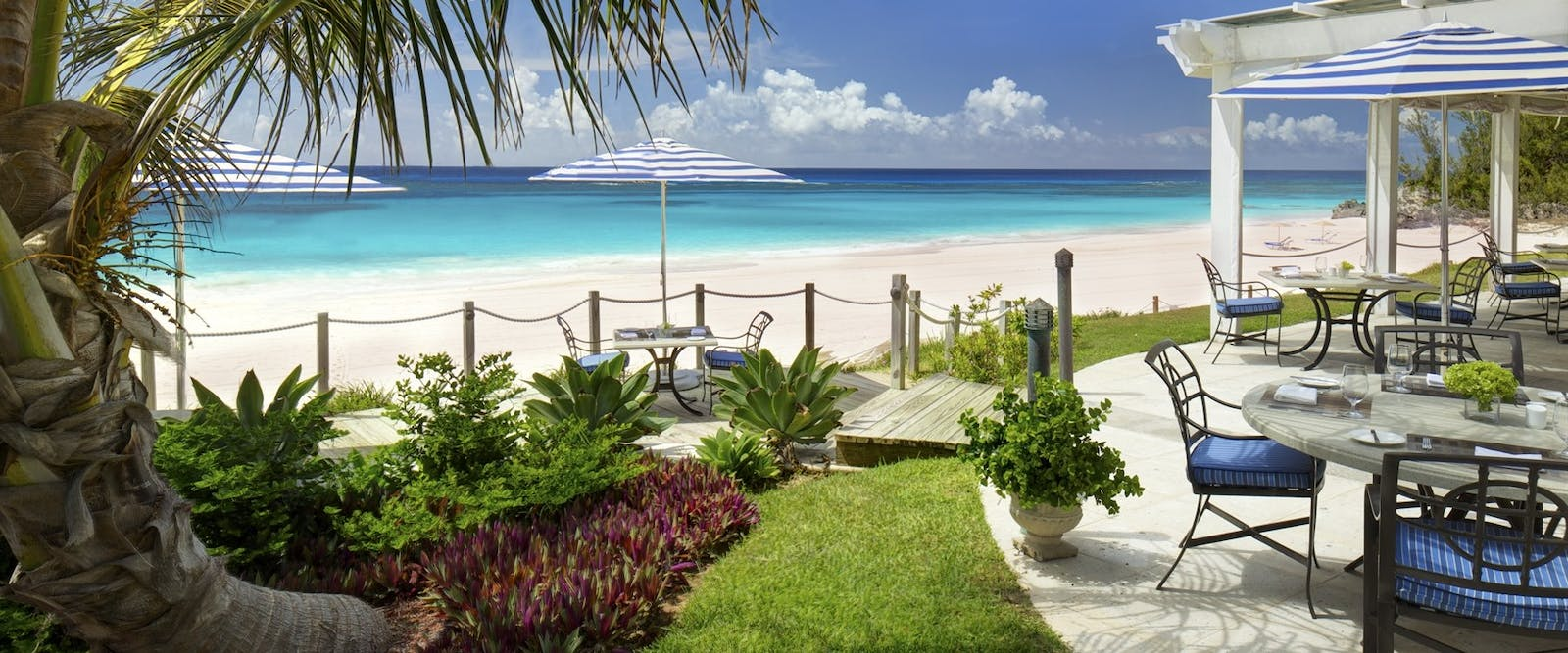 Beach Club Restaurant at Rosewood Tuckers Point, Bermuda