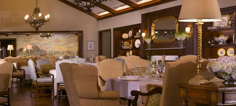 Enjoy a fine dining experience like no other at The Point Restaurant at Rosewood Bermuda