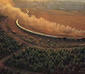 Rovos Rail, South Africa