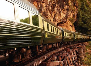 A Belmond lunch experience to remember!