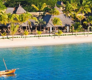 Beachfront at Trou Aux Biches Beachcomber Golf Resort & Spa, Mauritius