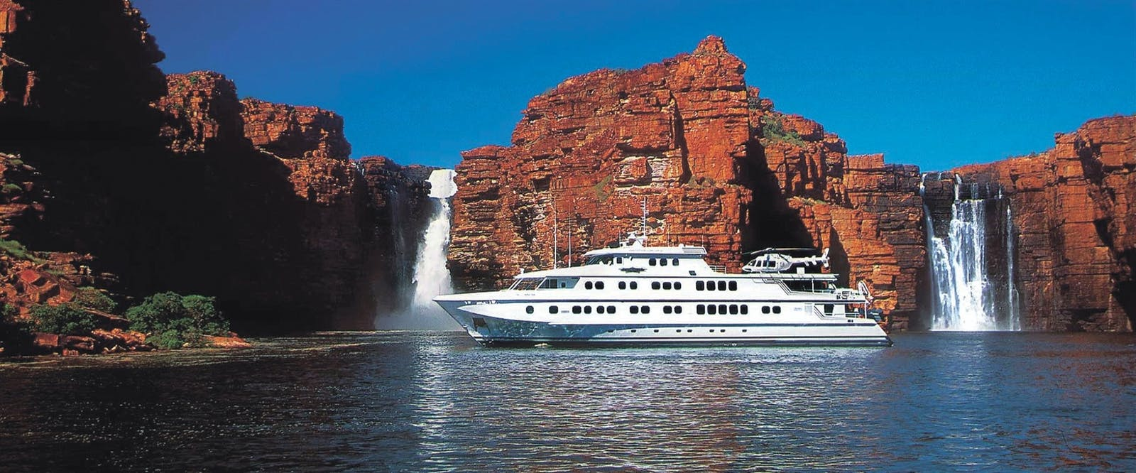 King George Falls, True North Cruise, The Kimberley