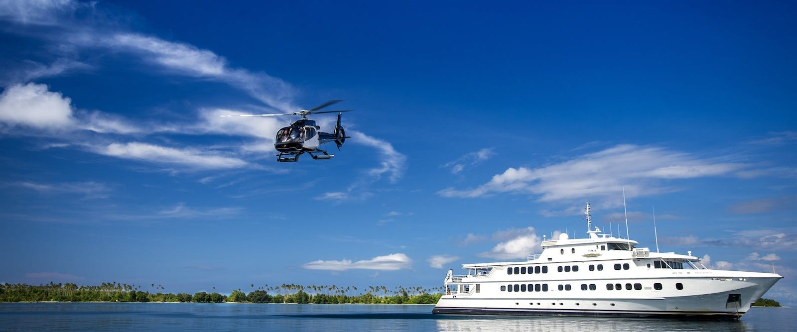Helicopter Adventure, True North Cruise, The Kimberley