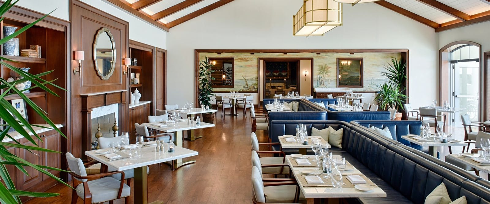 The Brasserie at Rosewood Tuckers Point, Bermuda