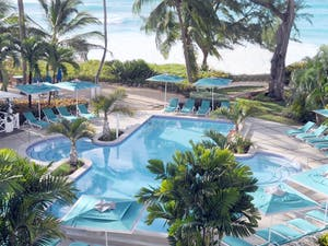 Swimming Pool at Turtle Beach Resort by Elegant Hotels