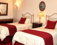 twin bedroom, Hotel de su Merced, Sucre