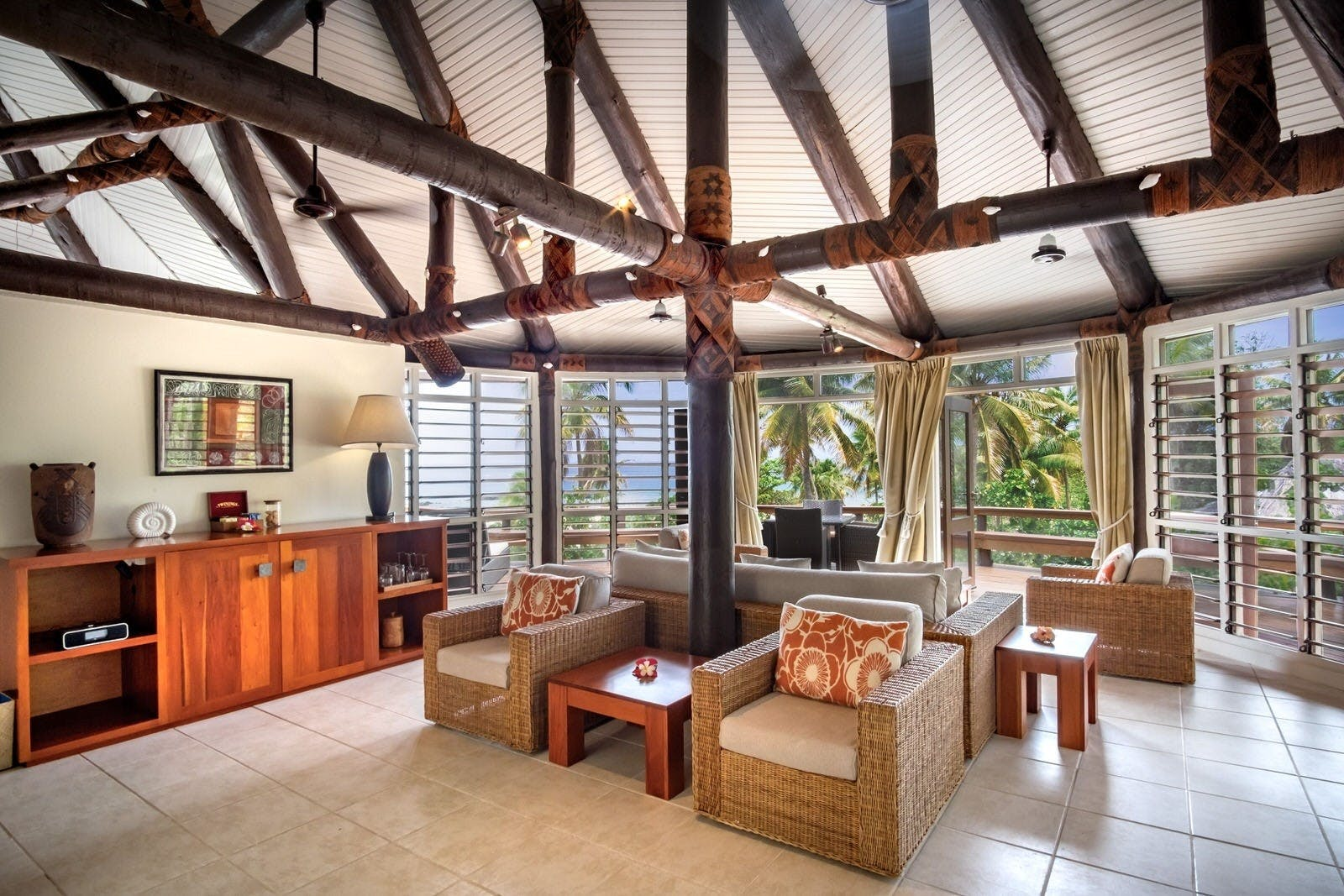 Two Bedroom at Yasawa Island Resort and Spa, Fiji