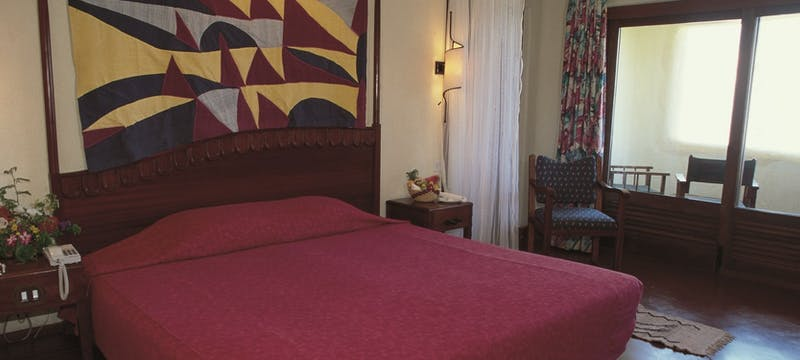 Standard guest room at Lake Manyara Serena Safari Lodge