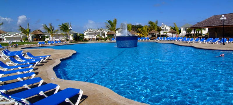 Main pool at The Verandah Resort & Spa Antigua