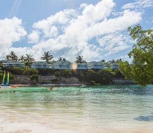 Beach Area at The Verandah Resort & Spa, Antigua