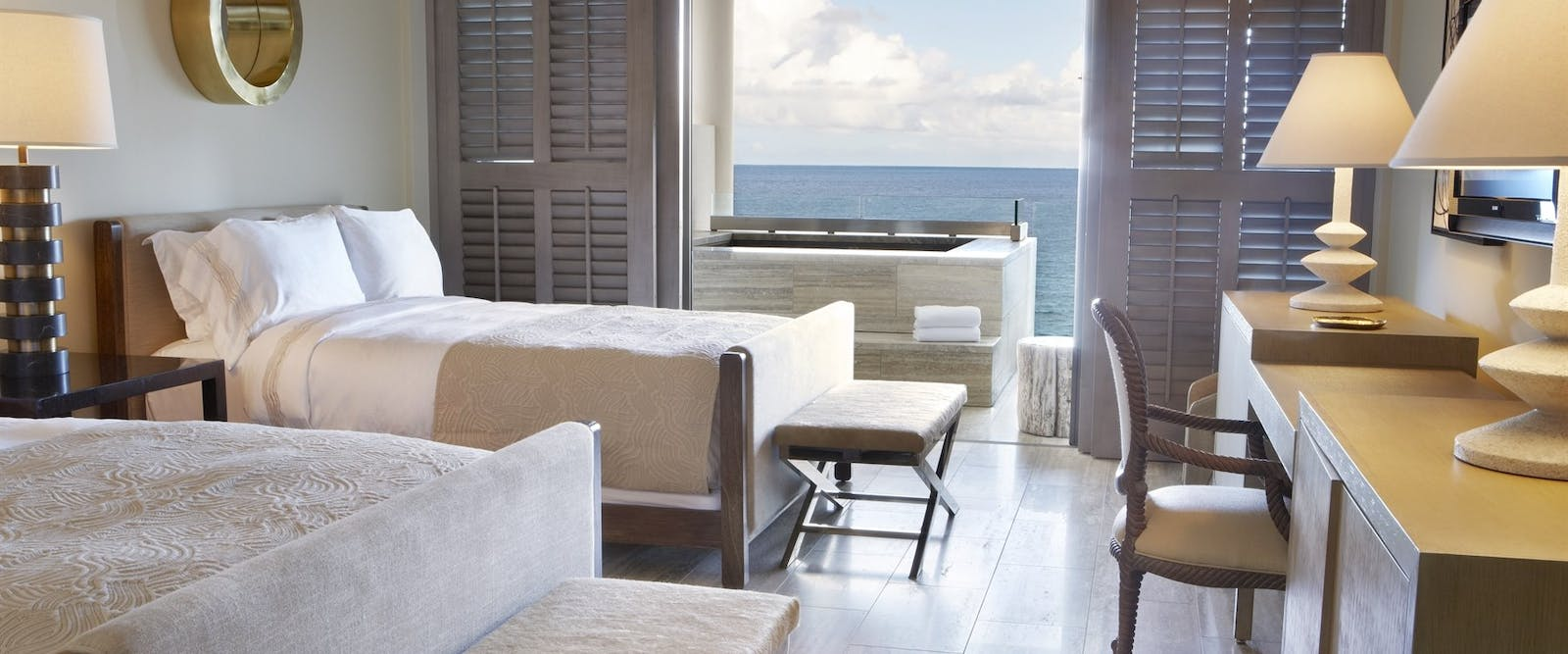 Spacious Double Bedroom at Four Seasons Anguilla Resort & Residences, Anguilla
