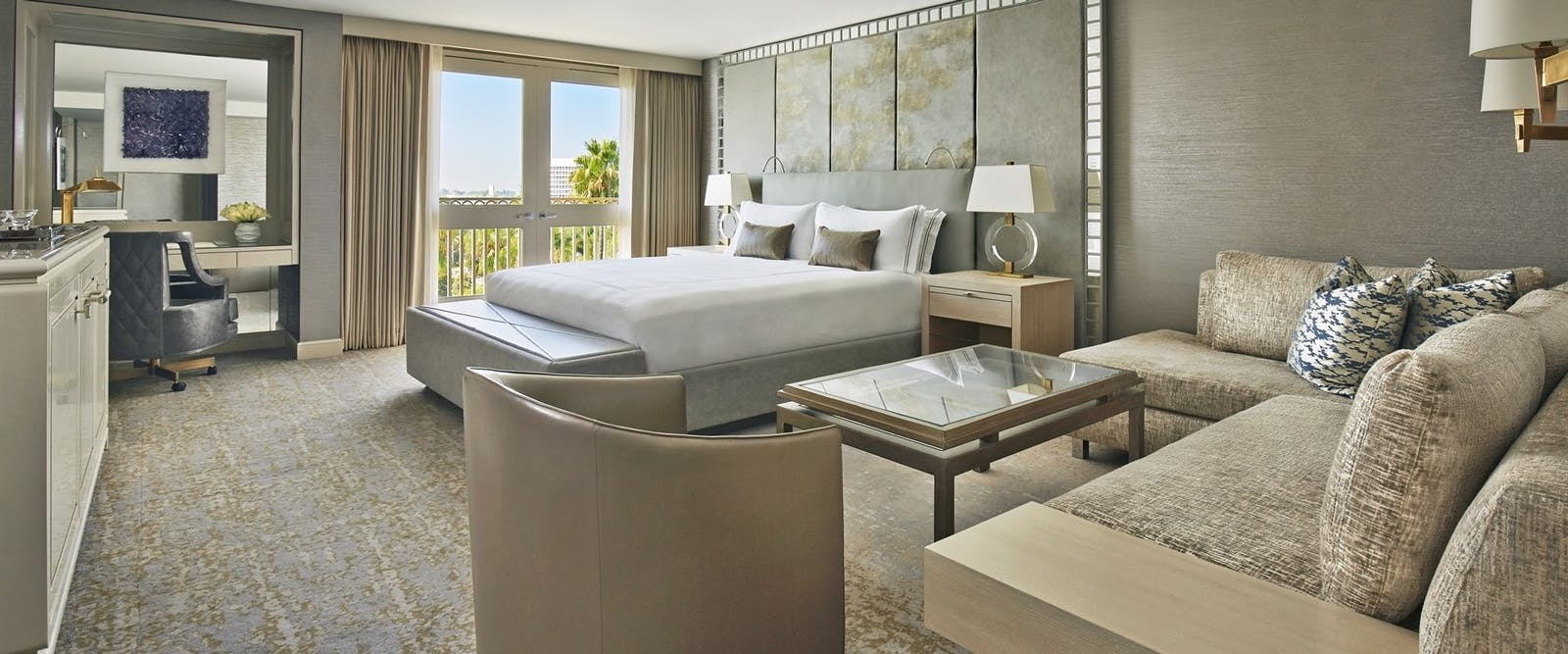 Viceroy Skyline Suite at at Viceroy L'Ermitage Beverly Hills