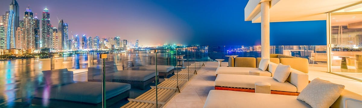 Is this the most luxury hotel in dubai for Best luxury family hotel dubai