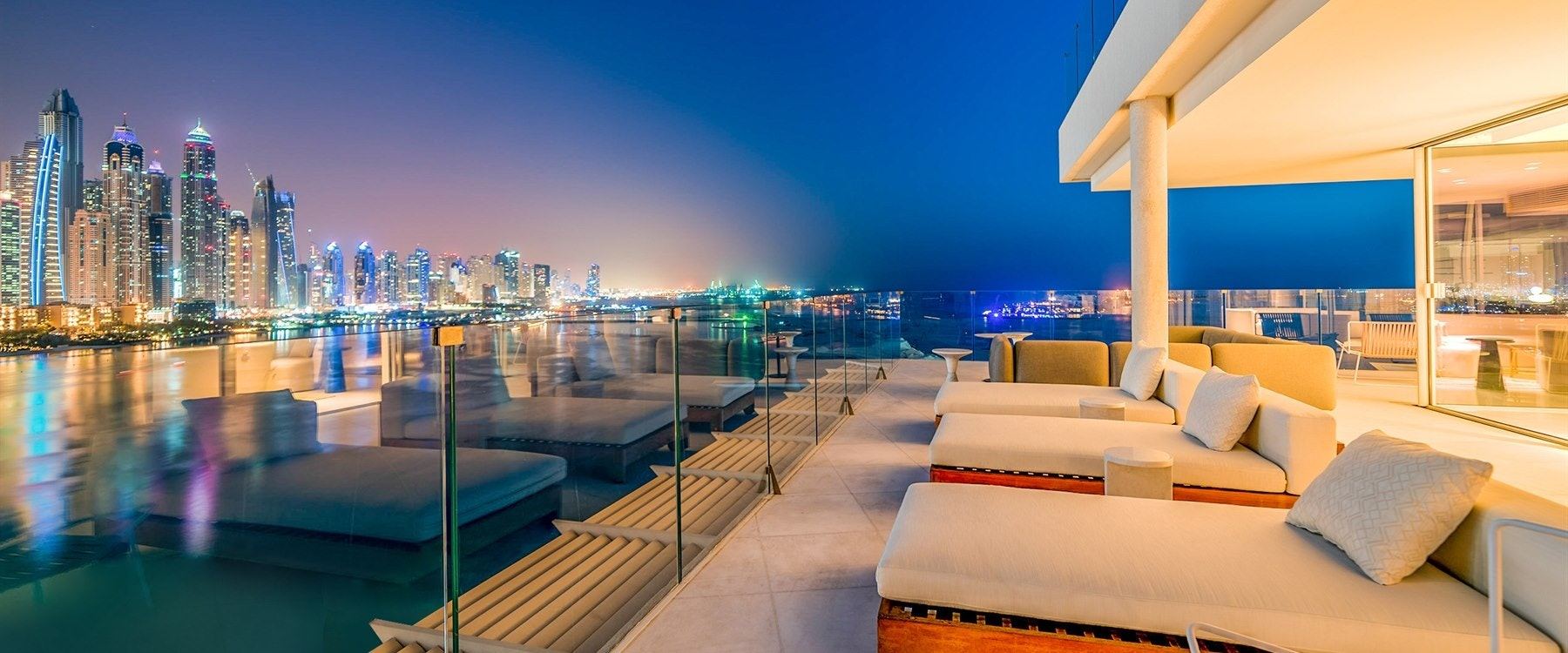 Top Level Luxury Unveiled: The Penthouse At FIVE Palm Jumeirah