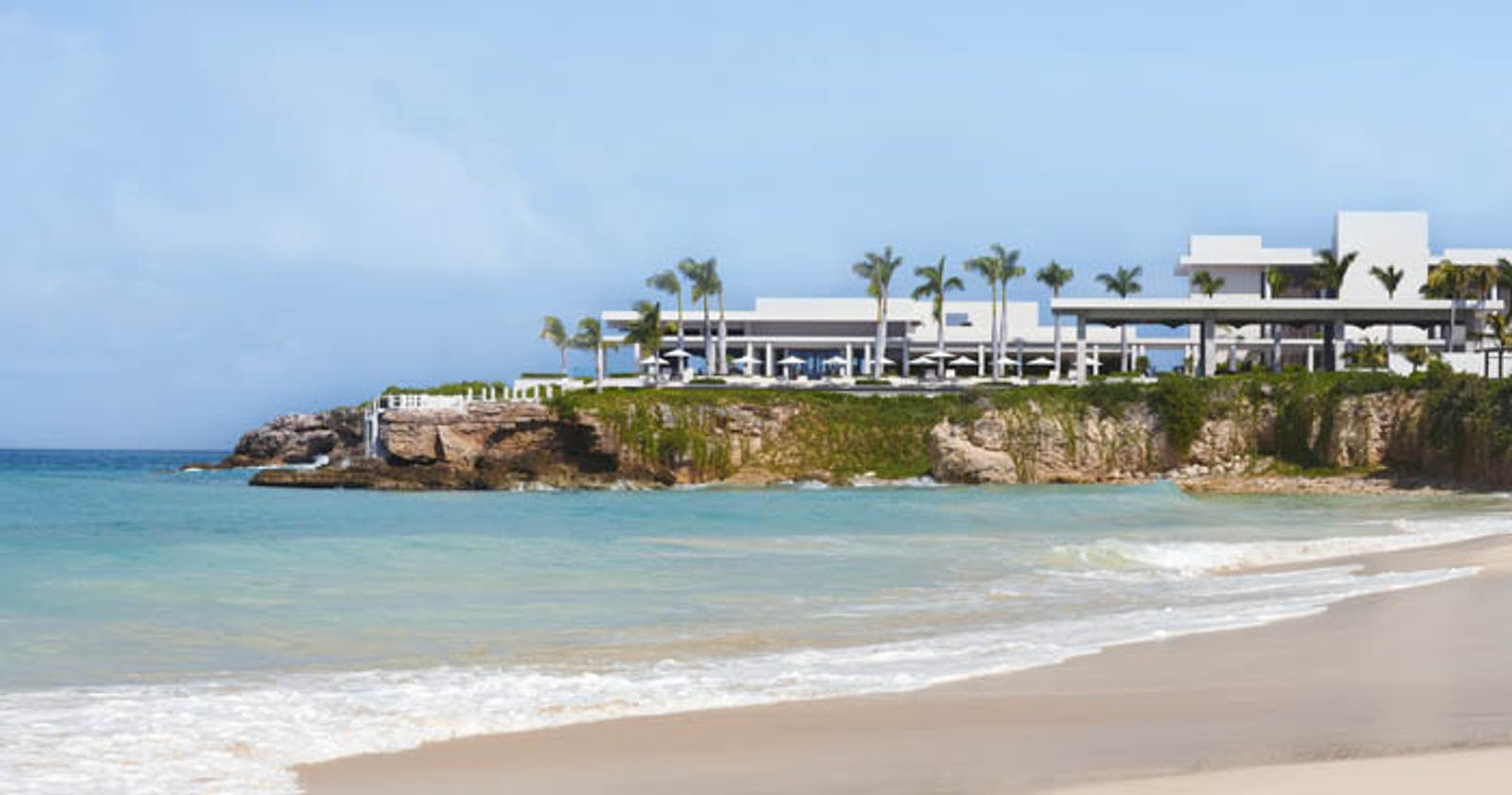 Overview of Four Seasons Anguilla Resort