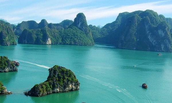 Vietnam With Western & Oriental