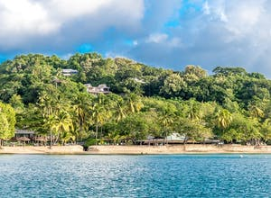 A Tropical Paradise: East Winds, St Lucia