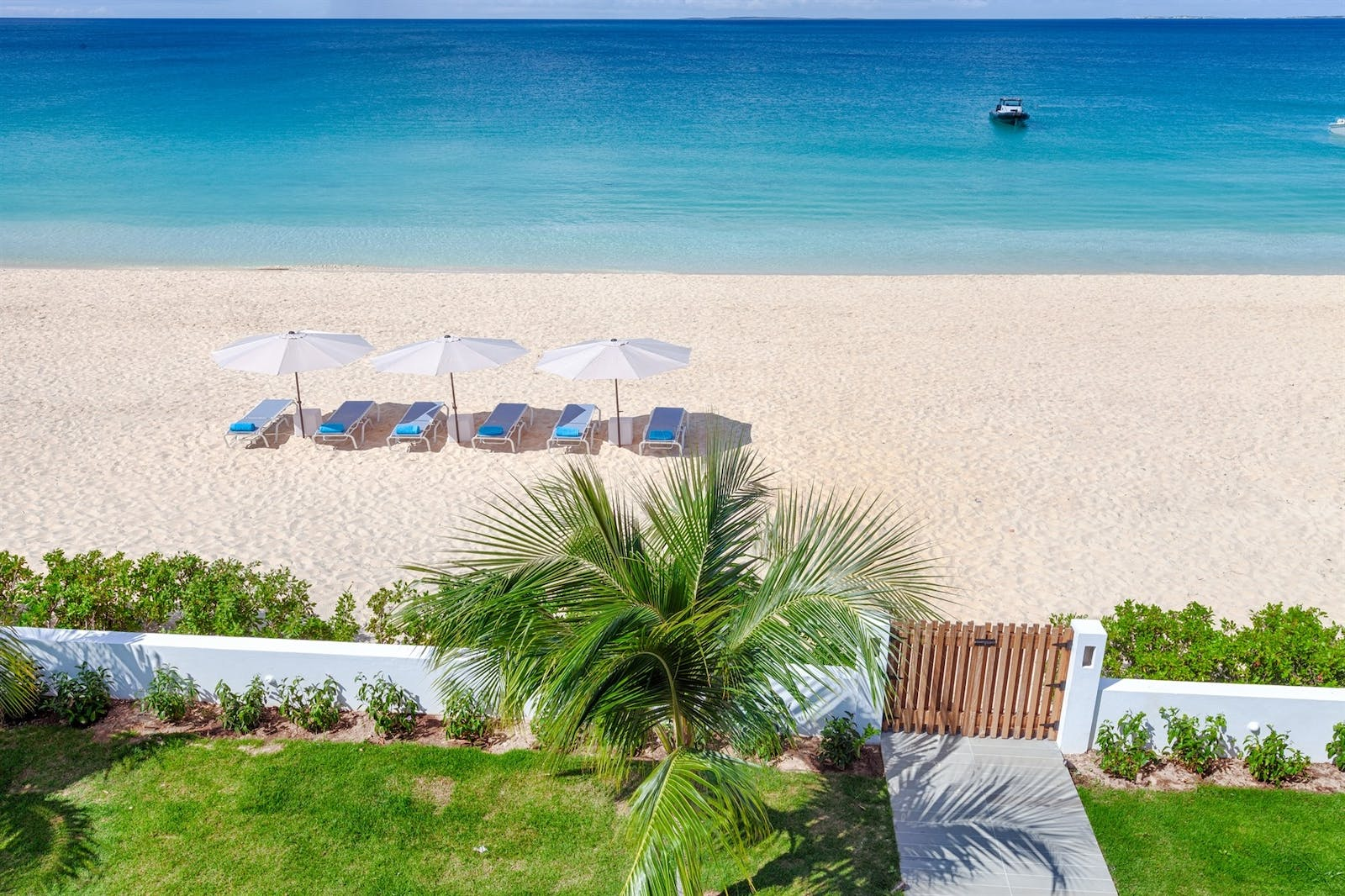 meads bay beach the beach house anguilla