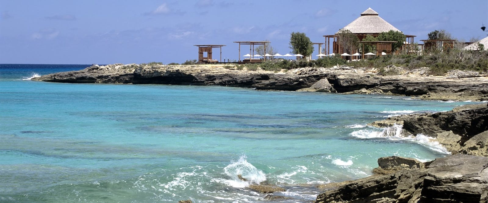 View from Rocky Headlands at Amanyara, Turks and Caicos