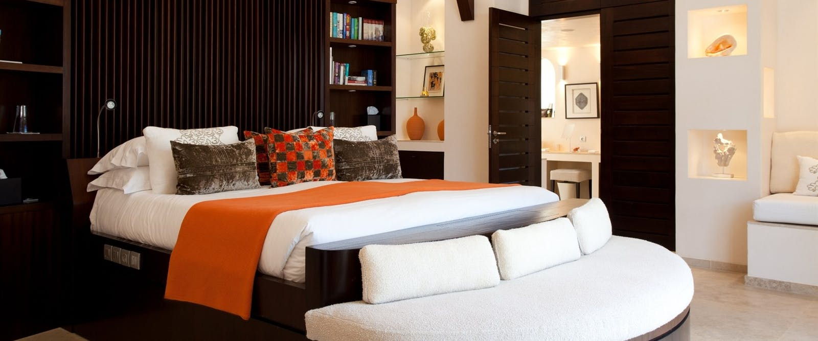 Bedroom at Nina Villa at Rockstar & Nina at Eden Rock