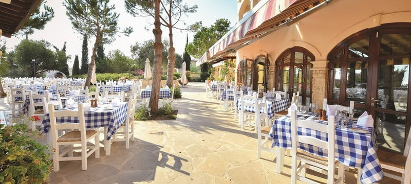 Village square at Aphrodite Hills Holiday Residences - Villas & Apartments, Paphos