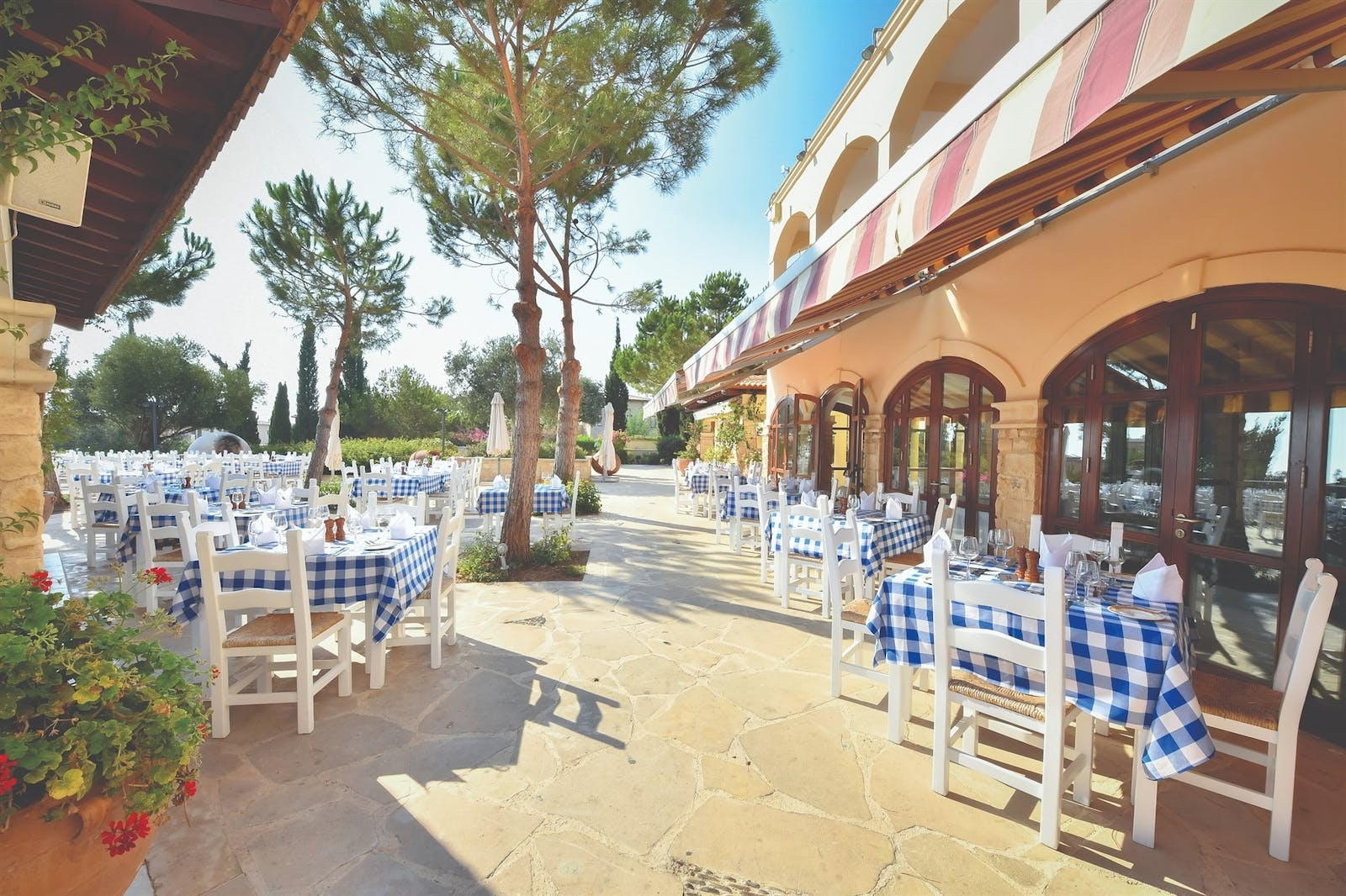 Village Square at at Aphrodite Hills Villas & Apartments, Cyprus