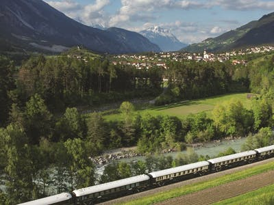 Luxury on the Orient Express