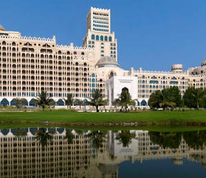 Exterior View at Waldorf Astoria Ras Al Khaimah