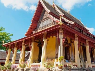 Vientiane – City Tour - Luang Prabang