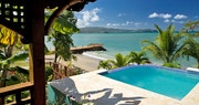 Waters Edge Cottage with Swim Up Pool at Calabash Cove, St Lucia