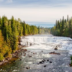 Clearwater and Wells Gray Provincial Park