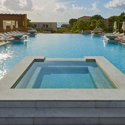 Swimming Pool at The Westin Resort Costa Navarino, Peloponnese, Greece